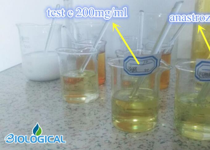 Esteroides inyectables legales amarillos Trenbolone líquido Enanthate 150/200 mg/ml